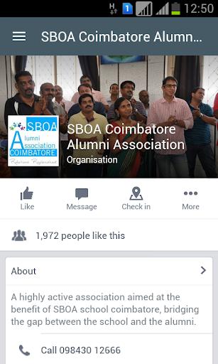 SBOA CBE Alumni Association