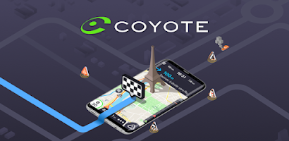 coyote alerts gps traffic android app on appbrain. Black Bedroom Furniture Sets. Home Design Ideas