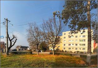 Photo: Turda - Calea Victoriei, Mr.1 - parc, vedere - 2018.11.12