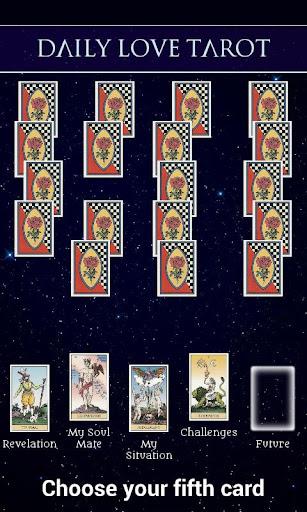 Tarot of Love - Free Tarot Cards Reading by RedAppz (Google Play