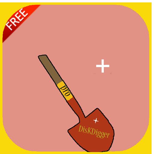 guide for DisKDigger (app)