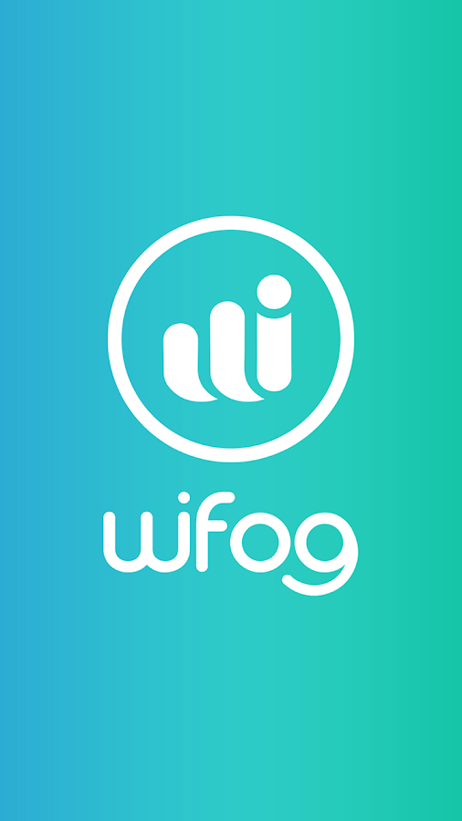 Wifog- screenshot