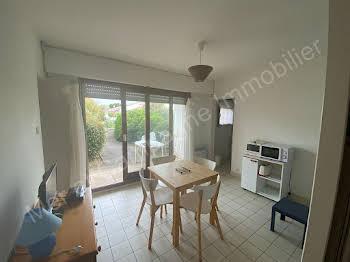 Appartement 2 pièces 24,75 m2