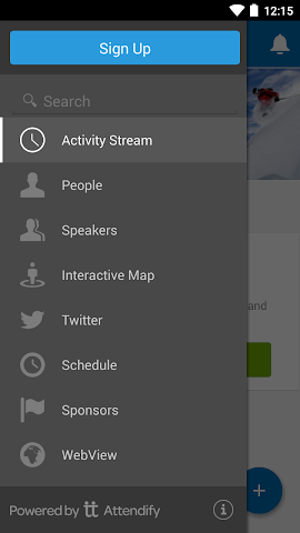 android Mile High Agile 2016 Screenshot 1