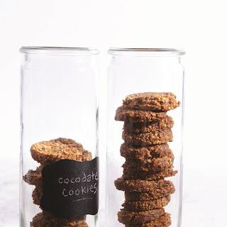 Gluten Free Vegan Coconut Date Cookies.