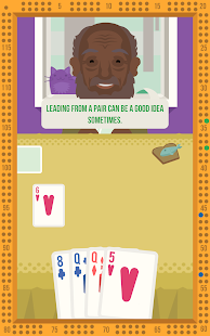 Cribbage With Grandpas Screenshot