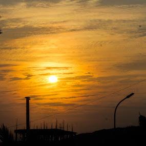 by Uday Shankar - Landscapes Sunsets & Sunrises