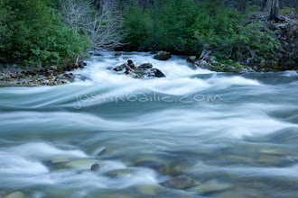 Photo: Scenic image of the Middle Fork of the Salmon River, ID.