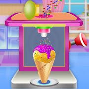 Free Fantasy Ice Cream Maker: Cooking Cone && Icy Pops APK for Windows 8