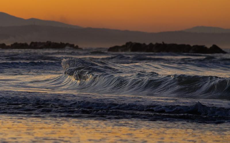 Il tramonto della forza di pina_de_curtis