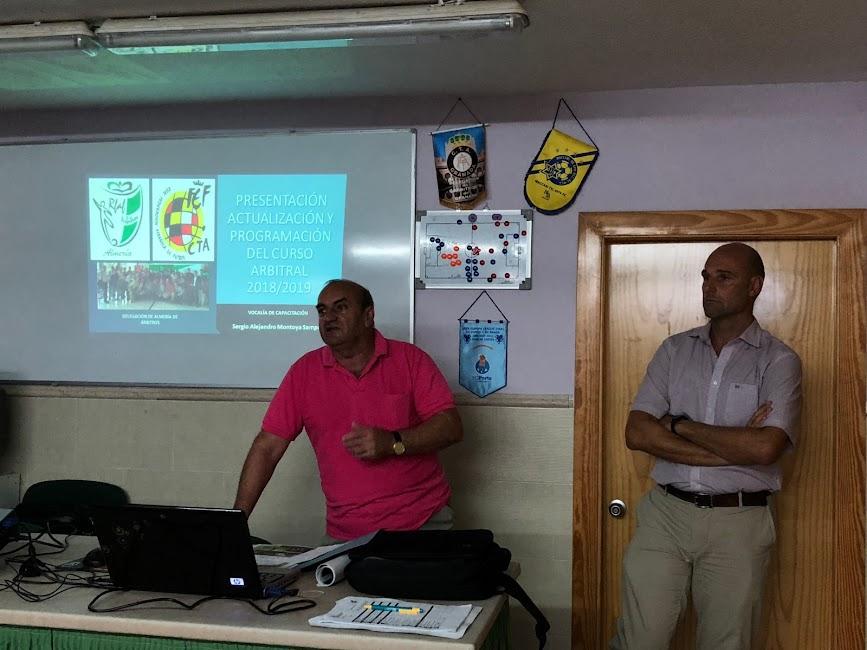 El delegado Rafael Martínez y Montoya Samper.