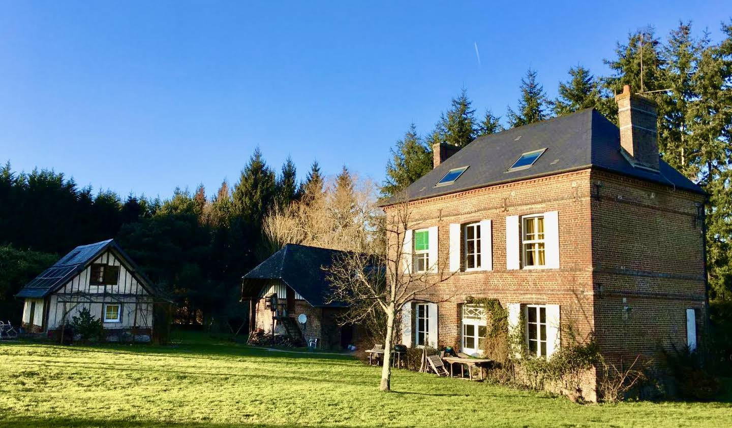 Property with garden Pont-l'eveque