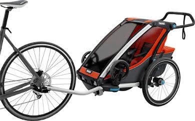 Thule Chariot Cross 1 Trailer and Stroller: Roarange, 1 Child alternate image 0