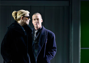 Photo: Theater an der Wien: La mère coupable Oper in drei Akten von Darius Milhaud . Premiere am 8.5.2015. Mireille Delunsch, Stephane Loges. Copyright: Barbara Zeininger