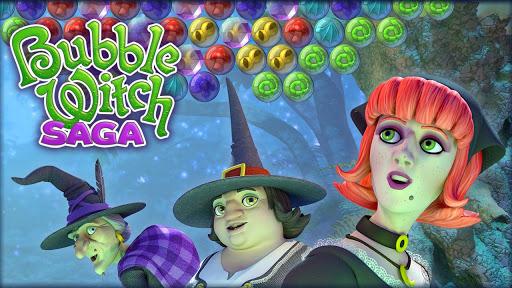 Bubble Witch Saga screenshot 5