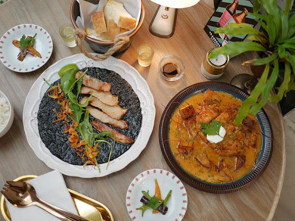 富穀沺 Fugootain 想像‧美‧米食料理。新竹第一打卡IG網美餐廳~西大路上近新竹火車站、竹蓮寺、大遠百。壽星當週95折