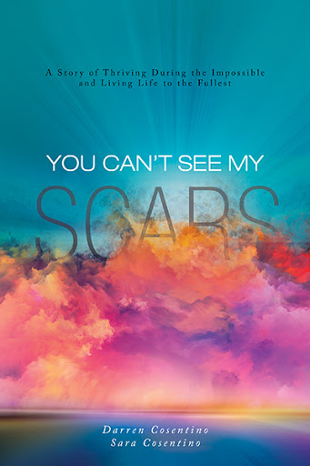 You Can't See My Scars cover