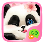 (FREE) GO SMS MY PANDA THEME Icon