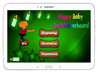 Happy Baby On A Hoverboard screenshot 9