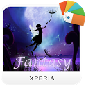 XPERIA™ Fantasy Theme icon