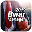 D8 War - Basketball Manager Game 2019 icon