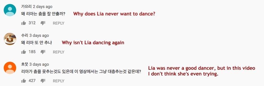 lia comments 1
