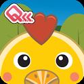 Chicken Licken Talking-App icon