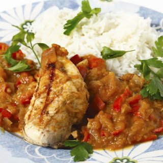 Slow Cooker Louisianna Chicken Creole.
