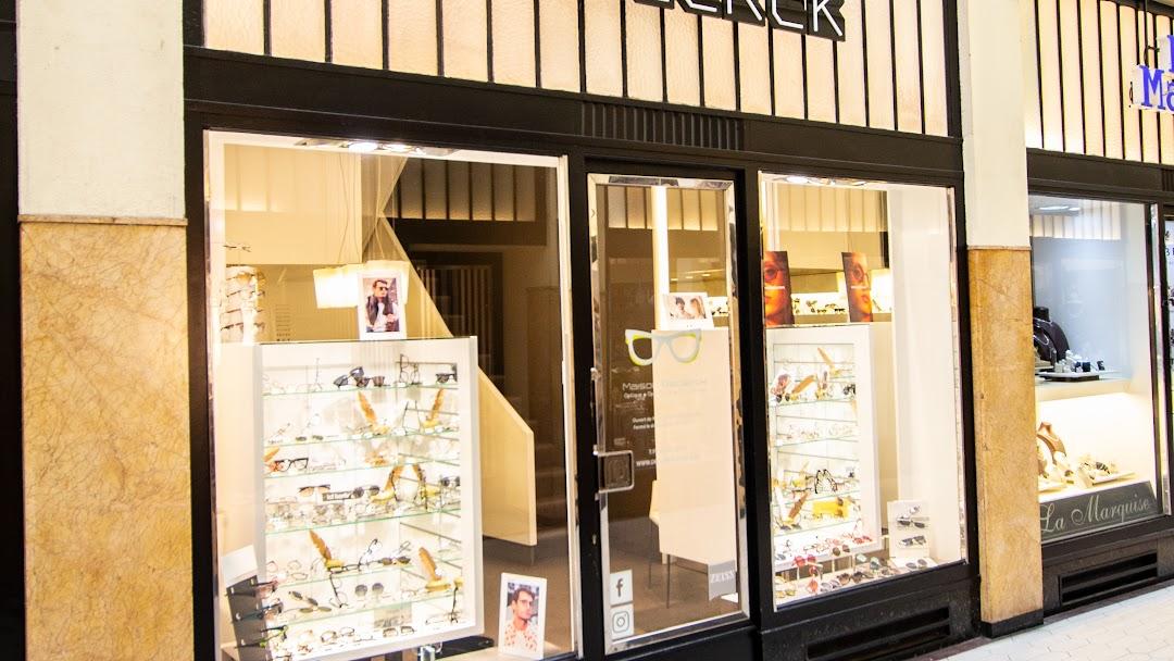 0ae47ead71 Maison DECLERCK Liège Optique - Optométrie - Opticien Optométriste à ...