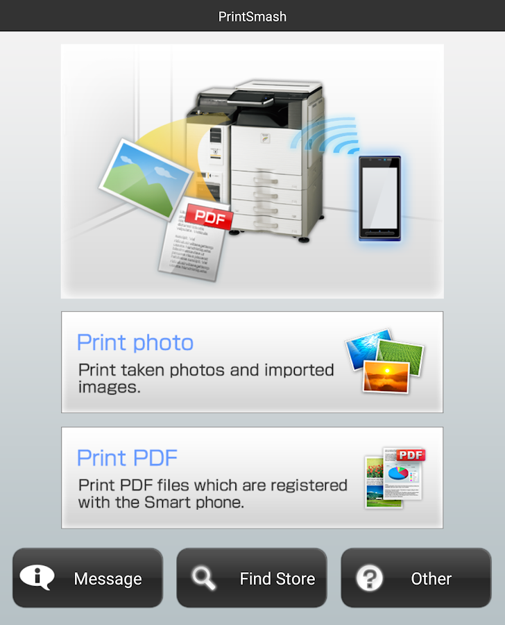 PrintSmash- screenshot