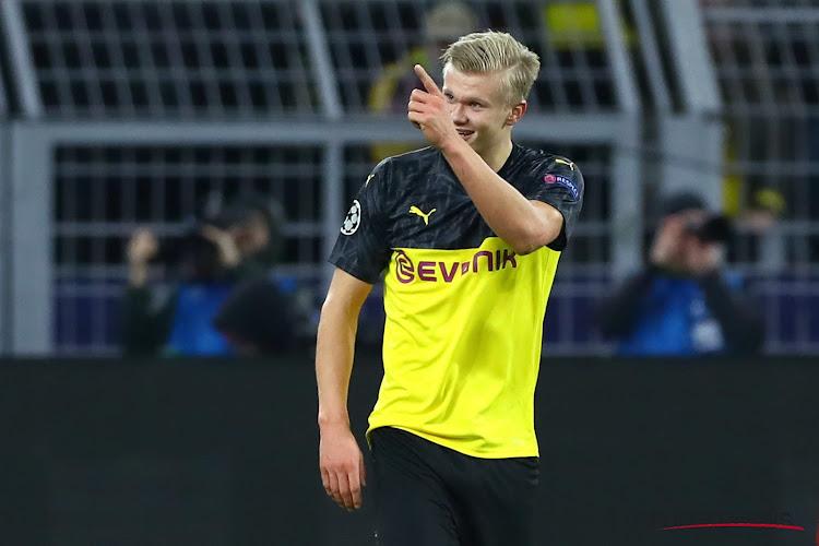 Le père d'Erling Braut Haland justifie le choix d'avoir rejoint le Borussia Dortmund