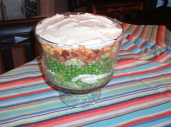 Seven Layer Salad Recipe