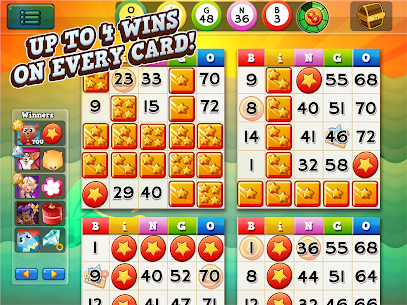 Bingo Pop — Live Multiplayer Mod Apk (Unlimited Tickets + Cherries) 7