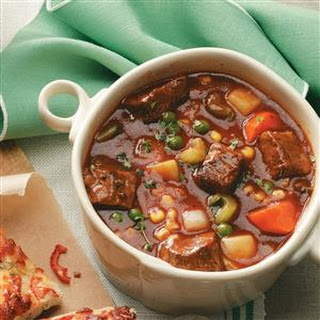 Stephanie's Slow Cooker Stew.