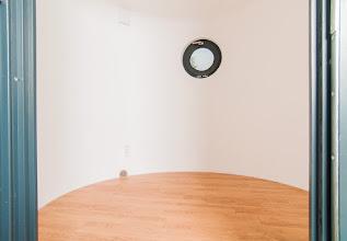 Photo: Veloform Media bboxx Living interior view