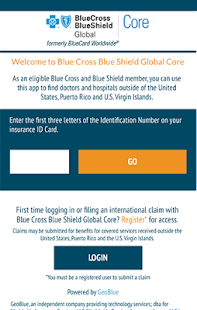 BCBS Global Core- screenshot thumbnail