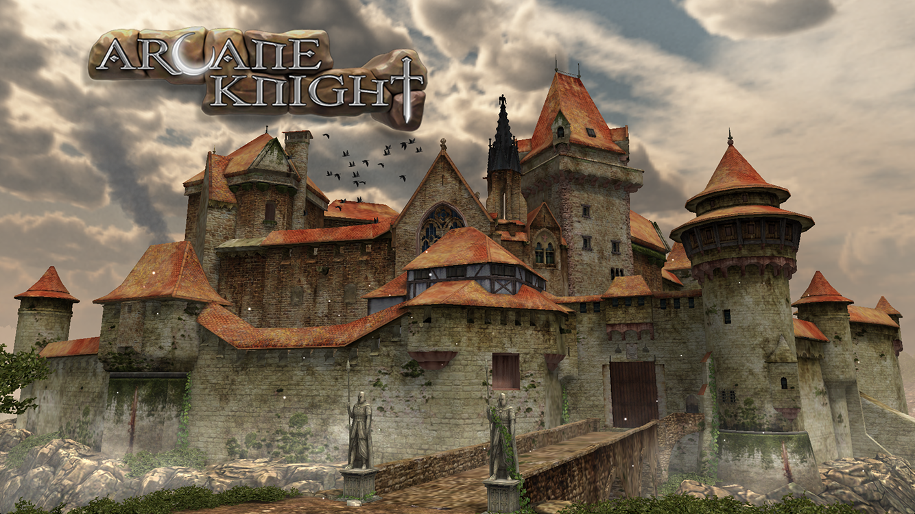 Arcane Knight- screenshot