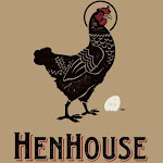 Logo of HenHouse #Stoked