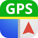GPS Map: Route finder & maps icon