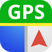 GPS Map: Route finder & maps