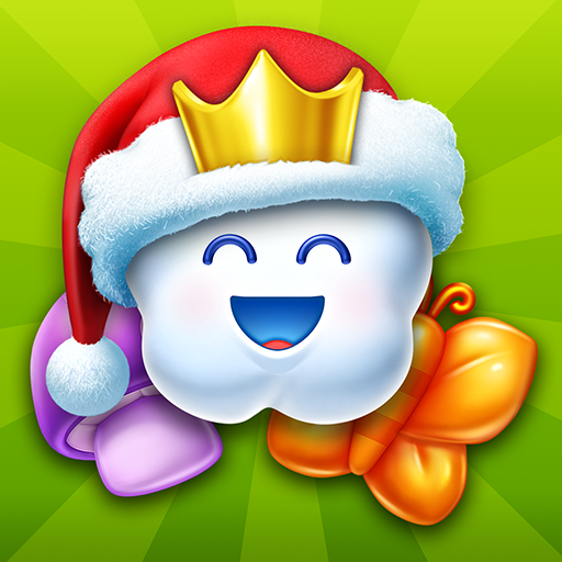 Charm King - Relaxing Puzzle Quest Icon