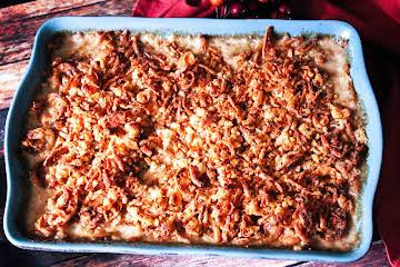 Uncle Greg's Green Bean Casserole