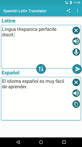 Spanish Latin Translator 1.1 screenshots 2