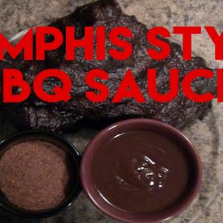 Memphis Style BBQ Sauce