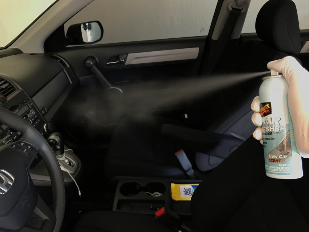 Image result for spray scent car interior