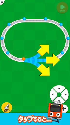 模擬必備免費app推薦|ツクレール 線路をつなぐ電車ゲーム 子供も大人も運転手気分線上免付費app下載|3C達人阿輝的APP