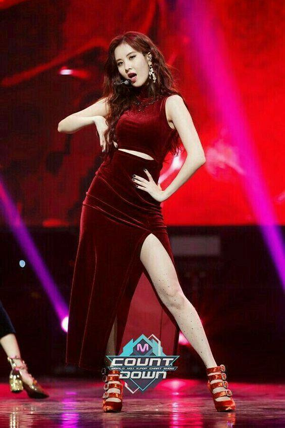 seohyun legs 22