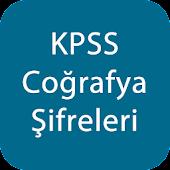Kpss Coğrafya Şifreleri