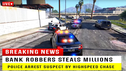 Police Car Driving in City 400 screenshots 1