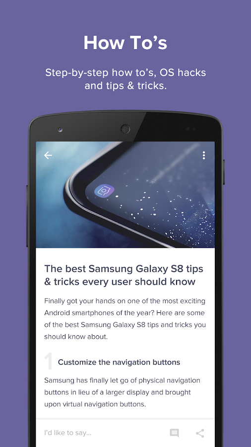 Updates for Samsung & Android- screenshot
